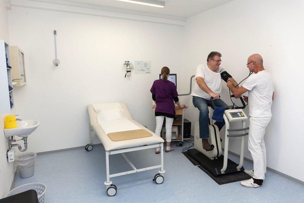 Gemeinschaftspraxis Schüttenriehe in Bremen Huchting, EKG